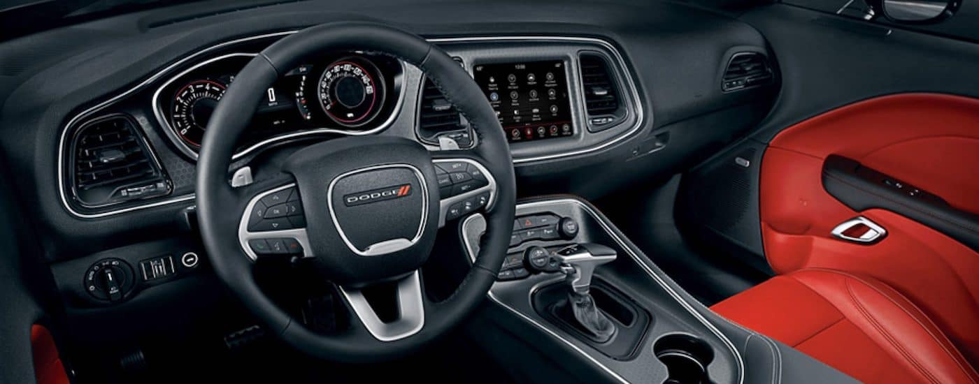 New Dodge Challenger Interior