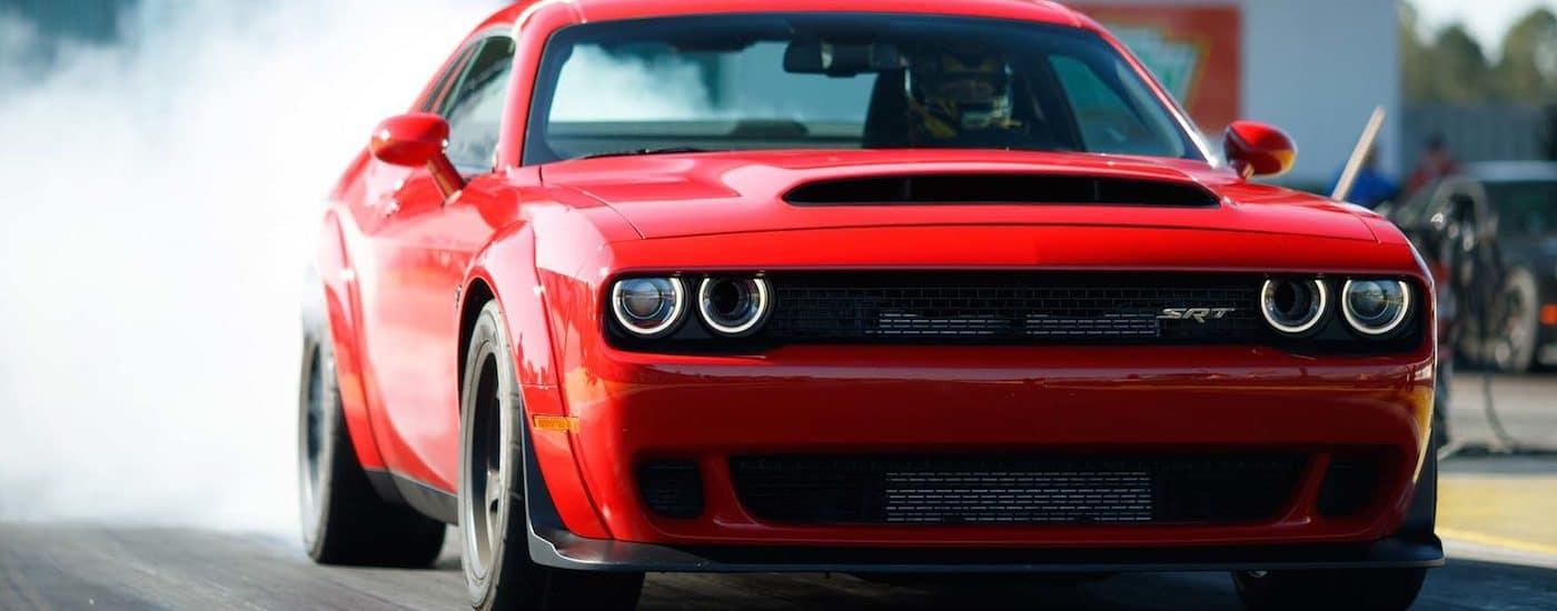 New Dodge Challenger Performance