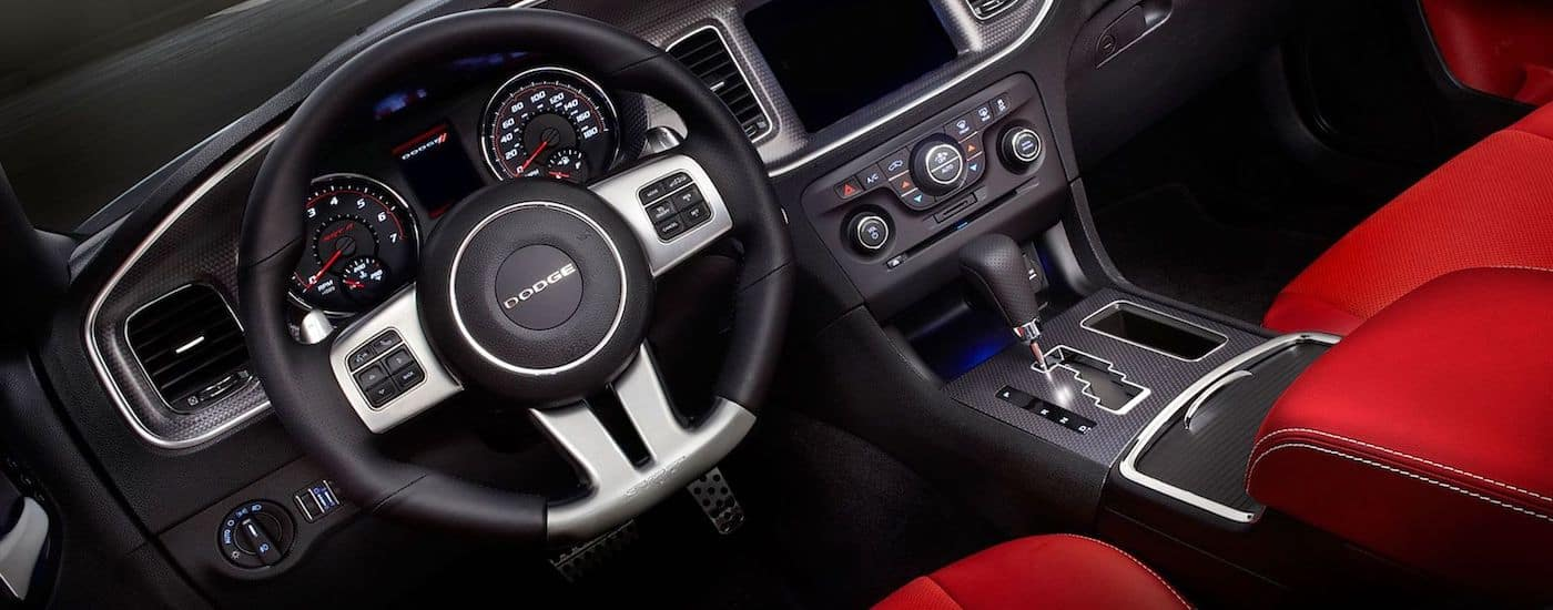 New Dodge Charger Interior