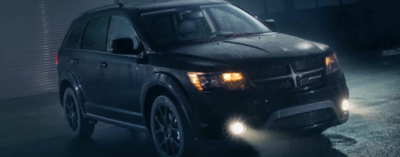 New Dodge Journey Design