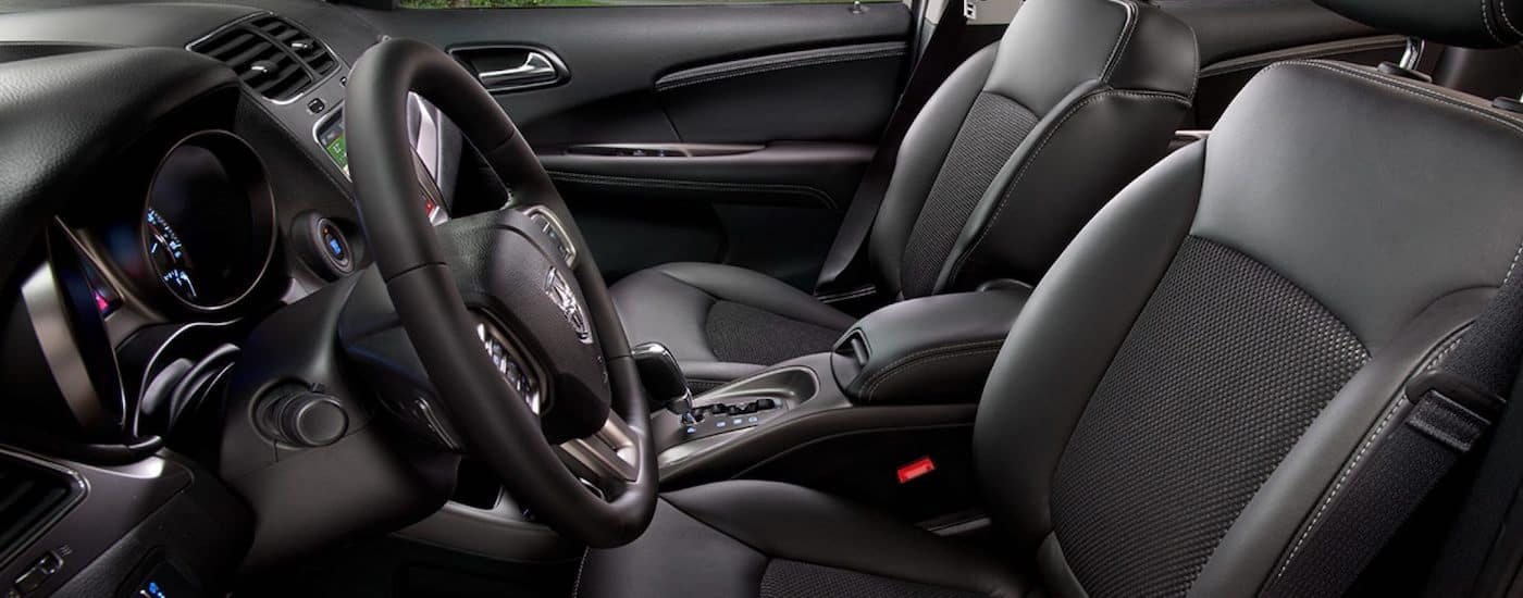 New Dodge Journey Interior