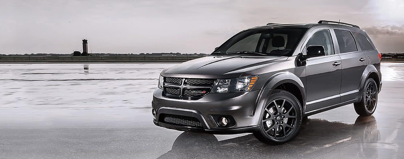 New Dodge Journey Performance