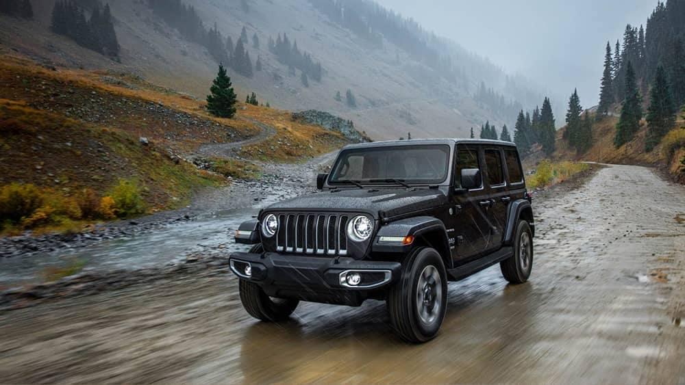 2018 Jeep Wrangler Exterior Gallery 1
