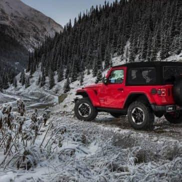 2018 Jeep Wrangler Exterior Gallery 2