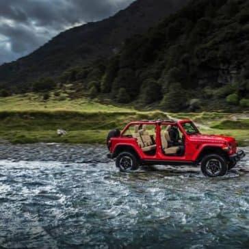 2018 Jeep Wrangler Exterior Gallery 4