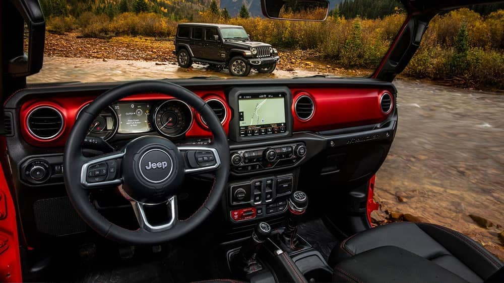 2018 Jeep Wrangler Interior Gallery 5