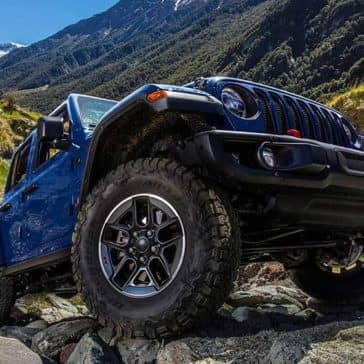 2019 Jeep Wrangler Tire