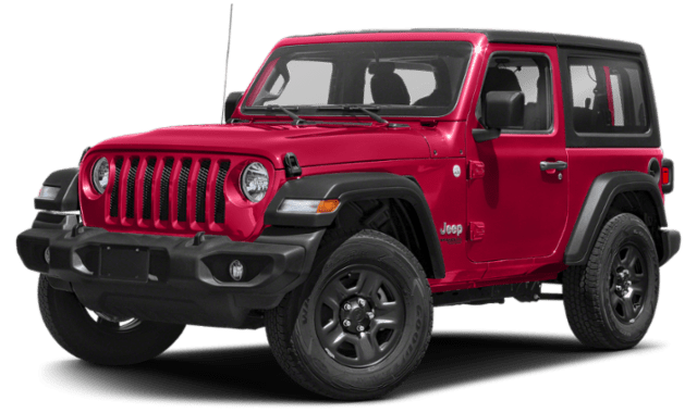 2019 Jeep Wrangler 2-Door