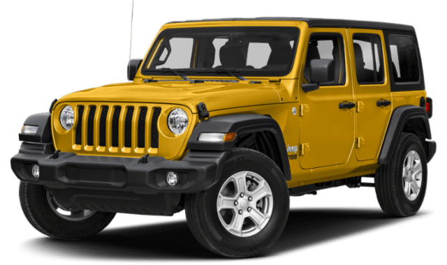 2019 Jeep Wrangler 4-Door