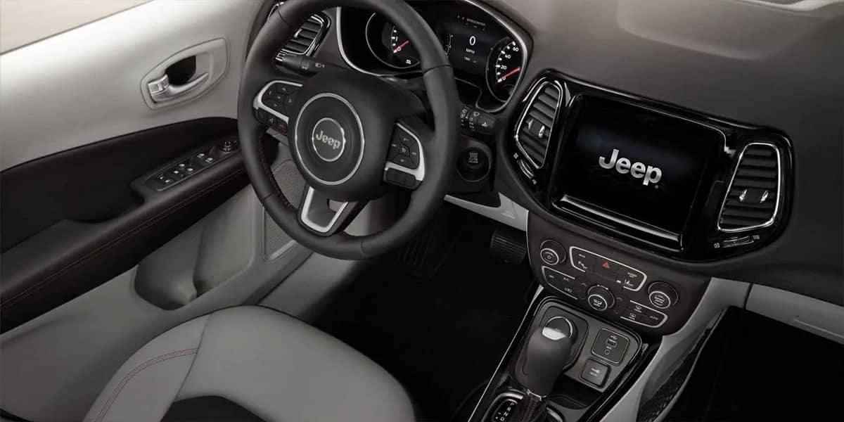 2019 Jeep Compass Dash