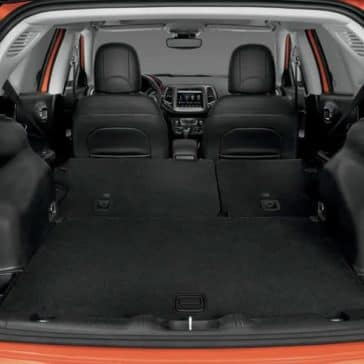 2019 Jeep Compass Space