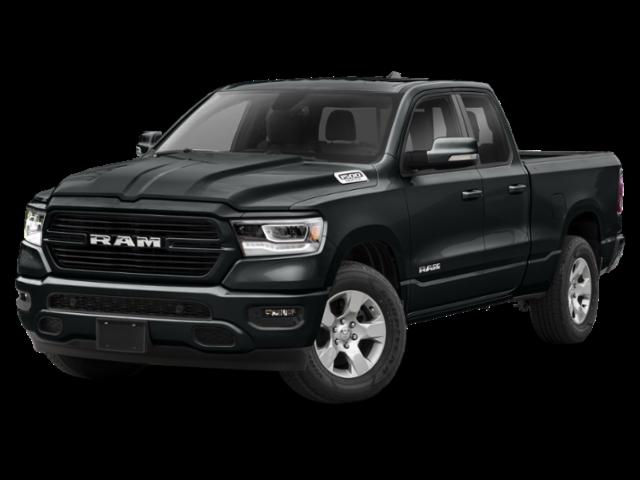 2020 RAM 1500 Quad Cab