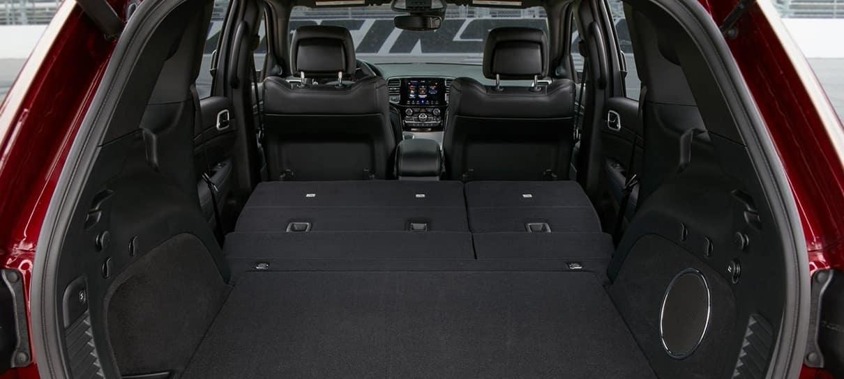 2020 Jeep Grand Cherokee Interior Cargo