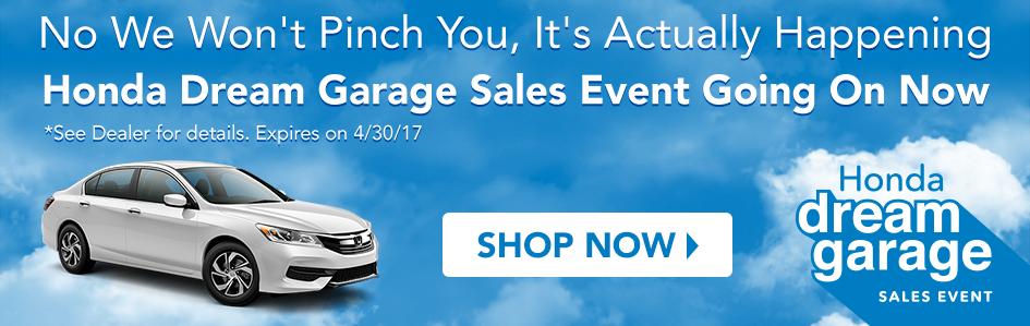 Dream Garage Sales Event 2