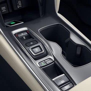 2018 Honda Accord Electronic Gear Selector