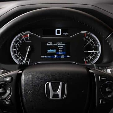 2018 Honda Pilot Interior Features