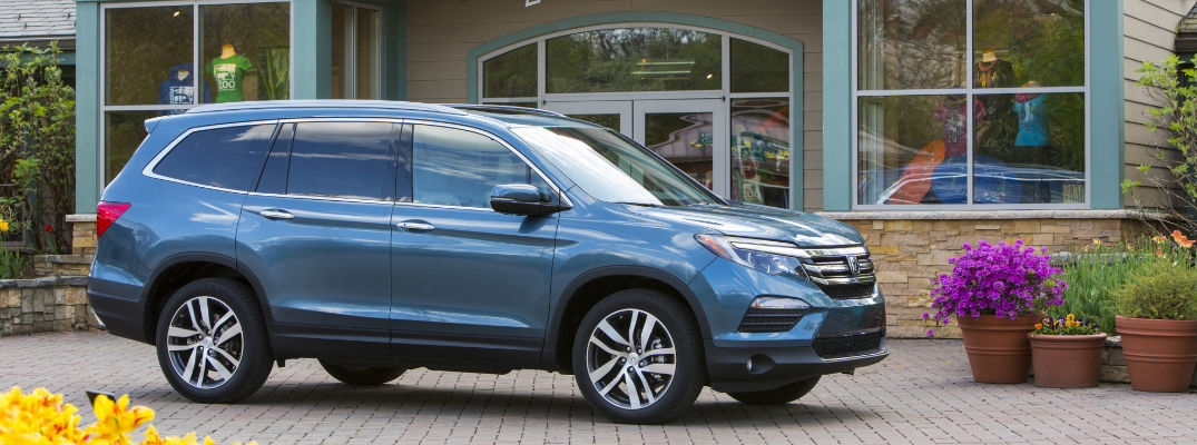 Personalize the new 2017 pilot with these exterior color for Kuhn honda tampa fl