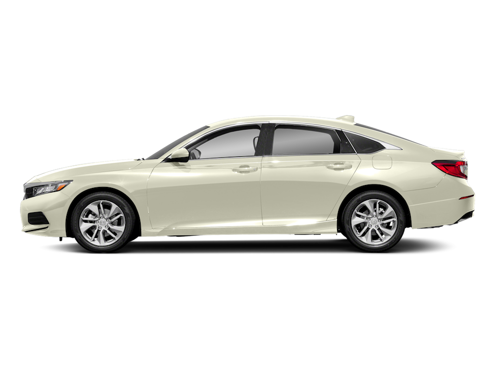 2018 Accord Sedan Continuously Variable Transmission LX
