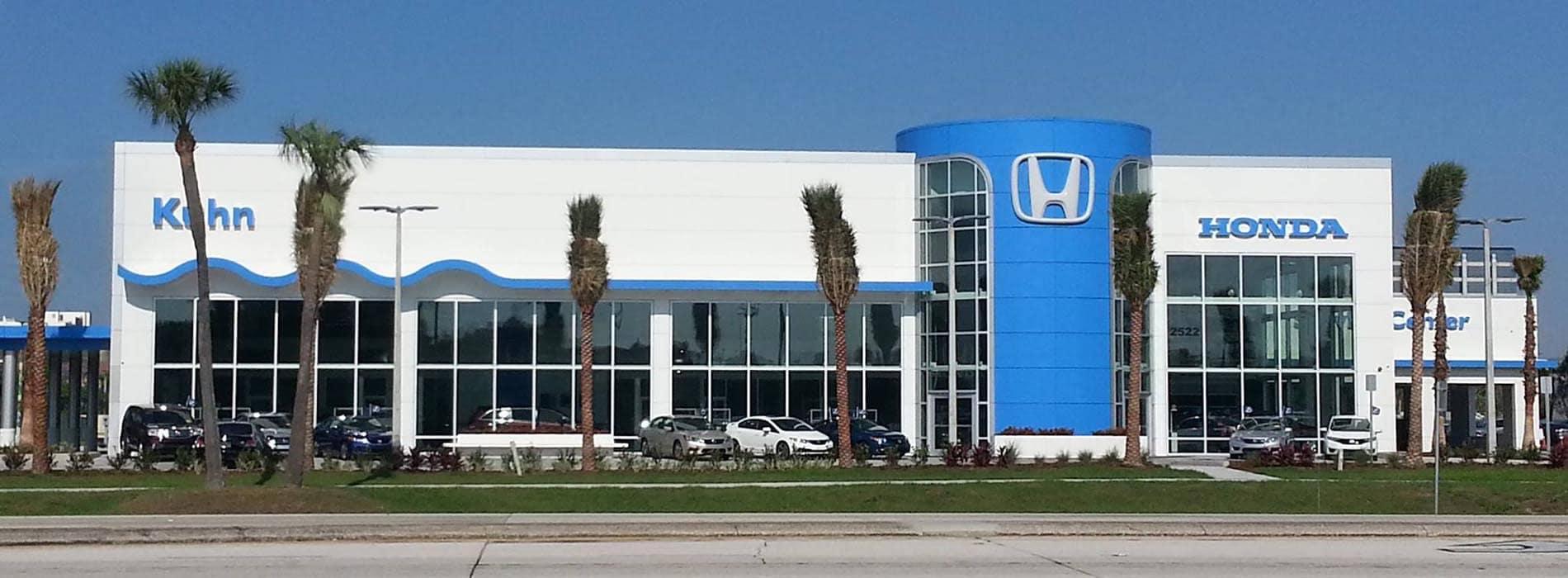 Kuhn Honda Dealership