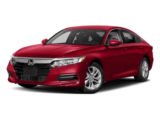 New 2018 Honda Accord LX 1.5
