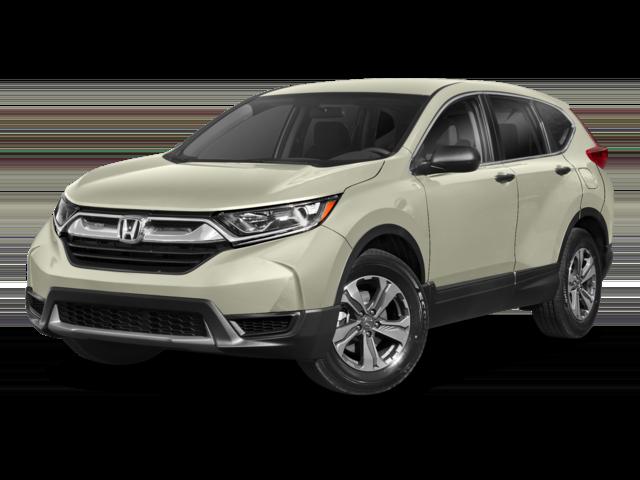 New 2018 Honda CR-V LX