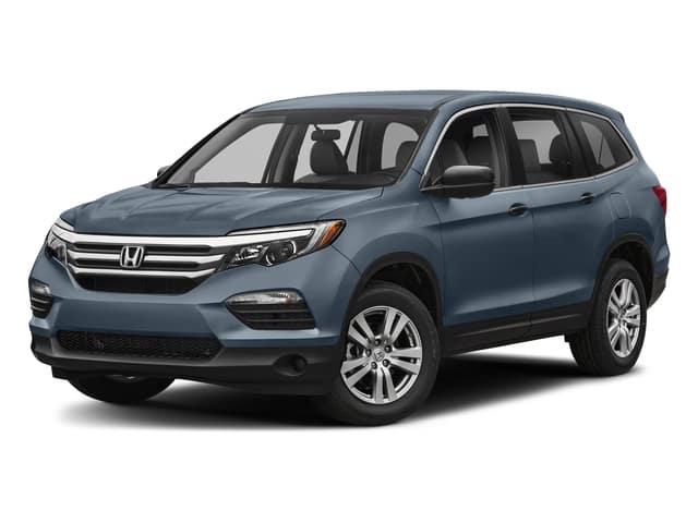 New 2018 Honda Pilot LX