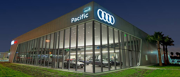 Audi Pacific | LAcarGUY