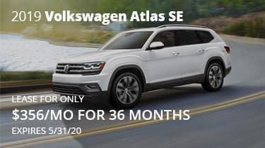 Volkswagen Santa Monica