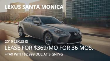 Lexus Santa Monica