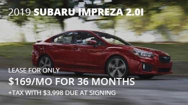 Subaru Antelope Valley