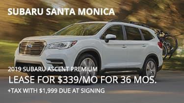 Subaru Santa Monica
