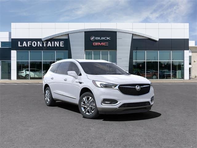 New 2021 Buick Enclave Preferred FWD SUV