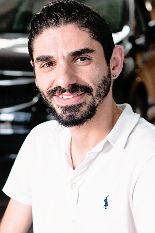 Damon Mehrjoo