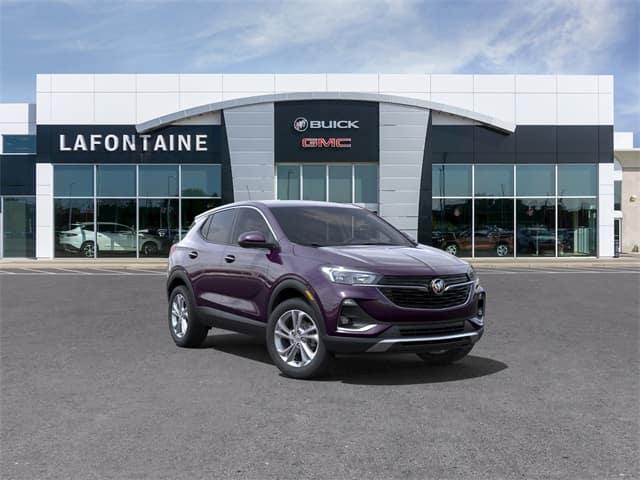 New 2021 Buick Encore GX Preferred - Demo