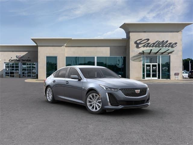 New 2020 Cadillac CT5 Luxury AWD Sedan