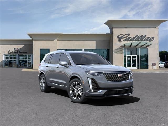 New 2020 Cadillac XT6 Premium Luxury Front Wheel Drive SUV