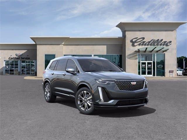 New 2021 Cadillac XT6 Premium Luxury AWD SUV
