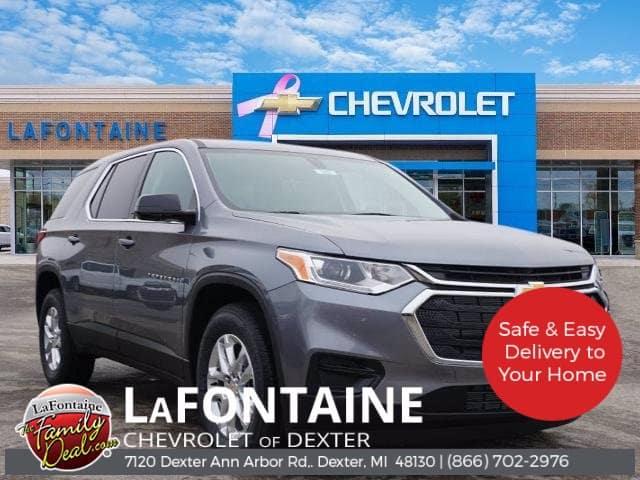 2021 Chevrolet Traverse LS FWD SUV
