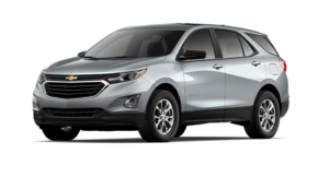 2021 Chevrolet Equinox from LaFontaine Chevrolet of Dexter