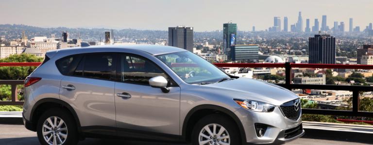2013-2014 Mazda CX-5 wins WheelsTV 2016 Pre-Owned Vehicle ...