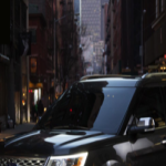 EXPLORER SUV ON EPISODES OF 'GOTHAM'