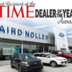 Laird Noller Ford is TIME Magazine's Dealer of the Year in 1970