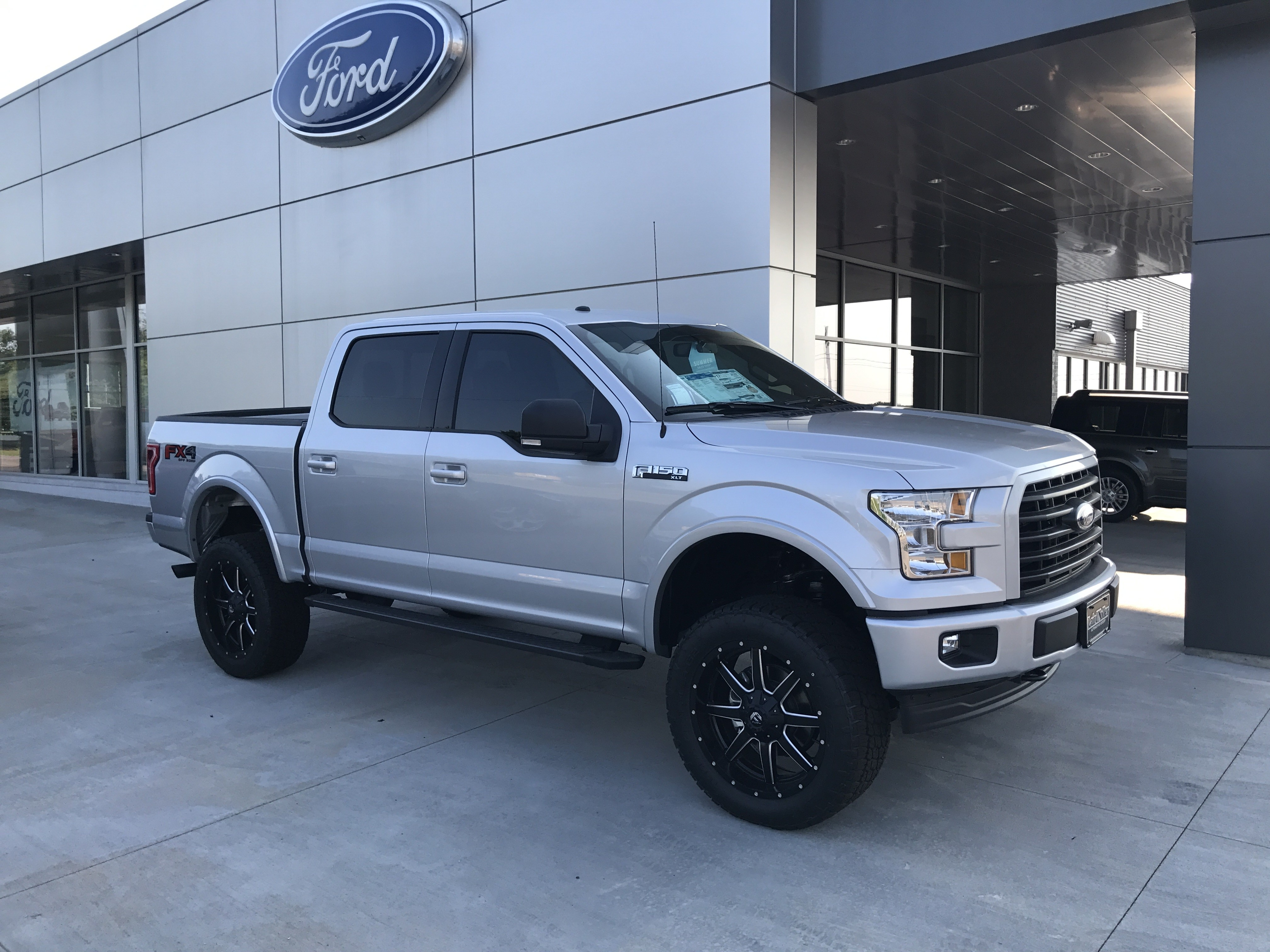Lifted Ford F150 For Sale >> 2017 Lifted Ford F 150 Trucks Laird Noller Auto Group