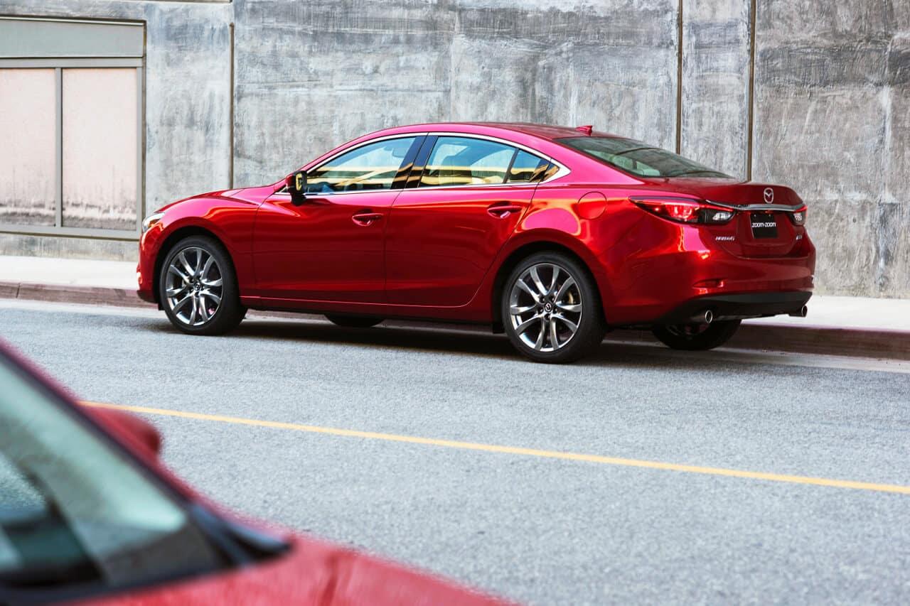 2017 Mazda6 exterior