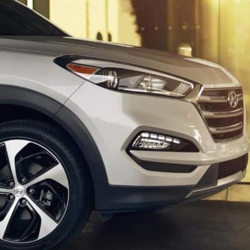 2018 Hyundai Tucson 19 in wheels
