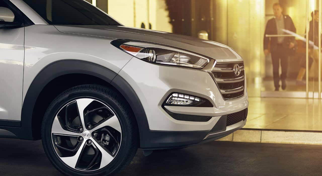 2018 Hyundai Tucson 19 in wheels