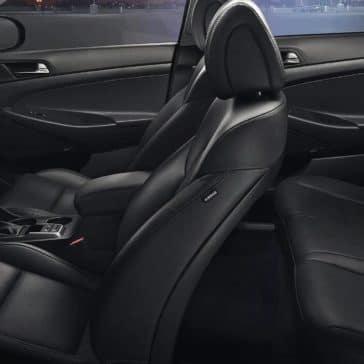 2018 Hyundai Tucson interior cabin