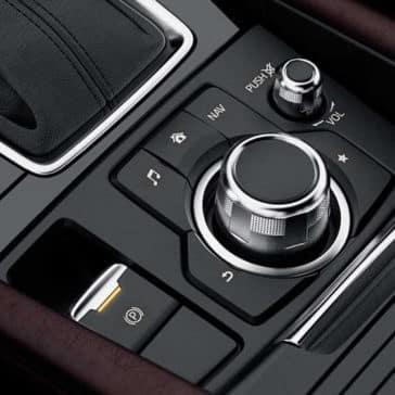 2018 Mazda3 Sedan Interior Features