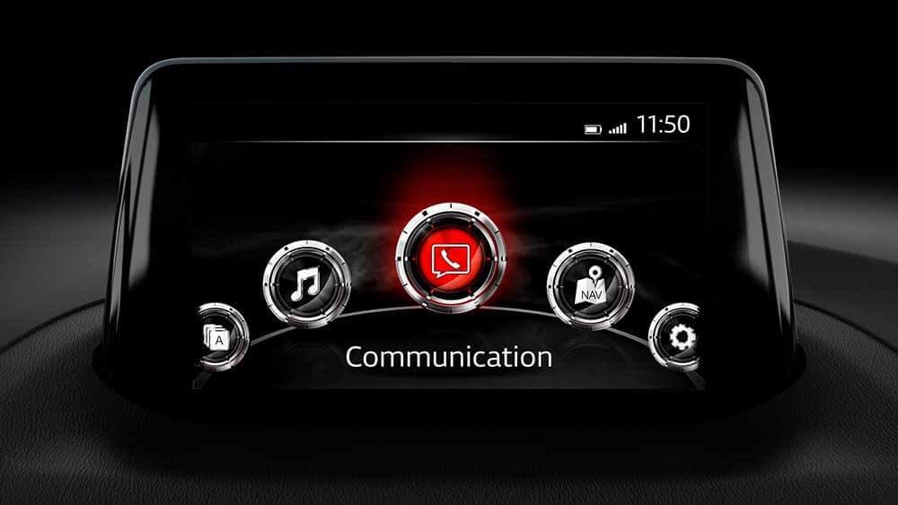 2018 Mazda3 Sedan Technology Features