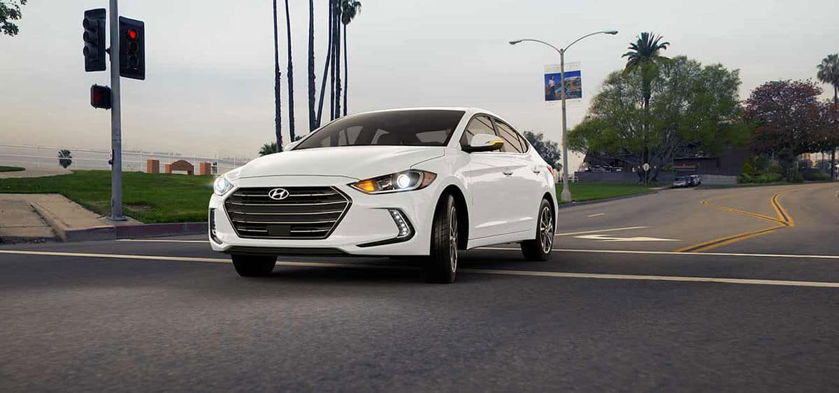 2018 Hyundai Elantra LTD trim